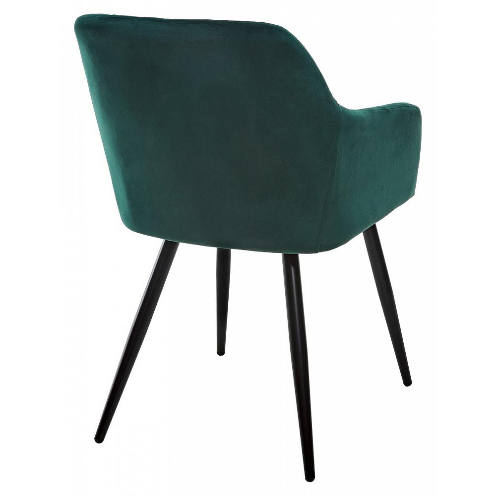 Стул BRANDY зеленый, велюр (арт. М3459)
