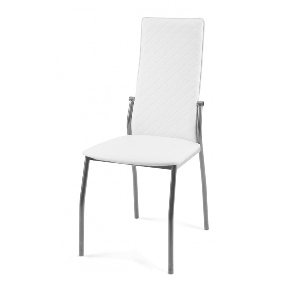 Кухонный стул, белый кожзам (арт. М3556)