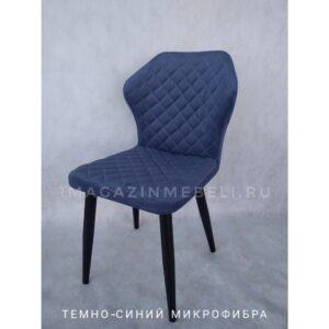 Стул Клио микрофибра синий М3500