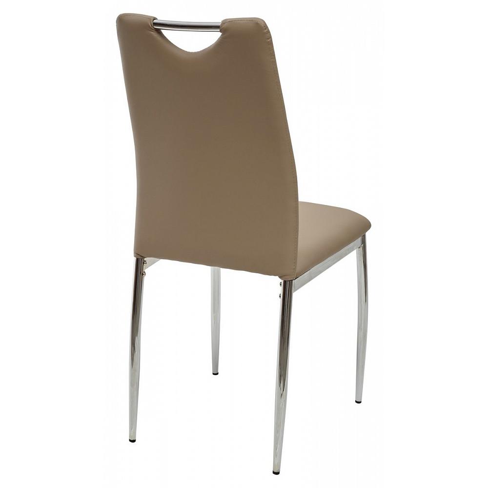 Оригинальный стул для кухни, серо-коричневый (арт. М3490)