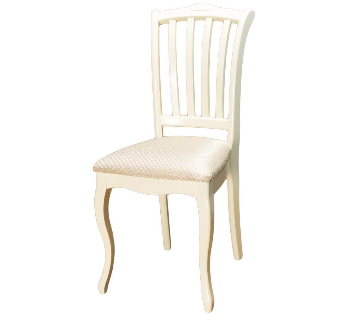 Бежевый деревянный стул на кухню (арт. М3211)
