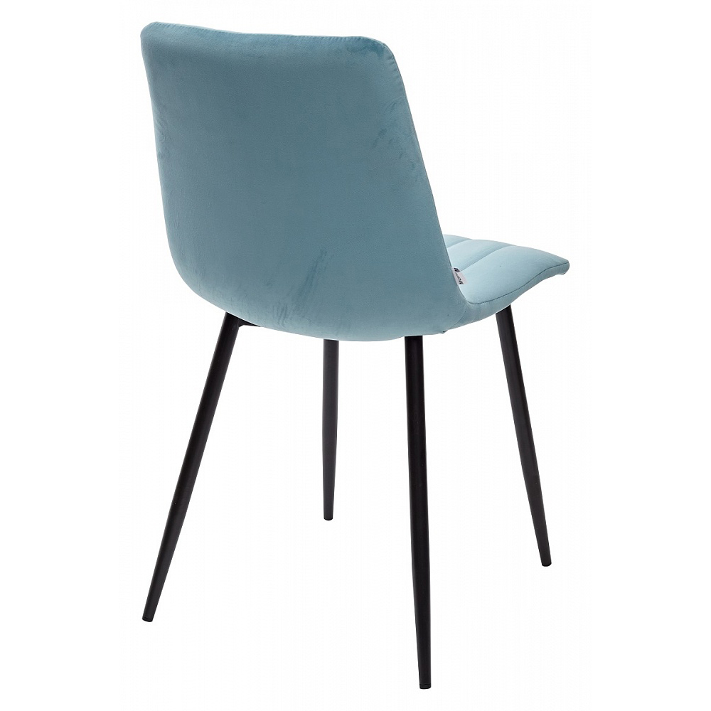 Тканевый стул бирюзового цвета (арт. М3473)