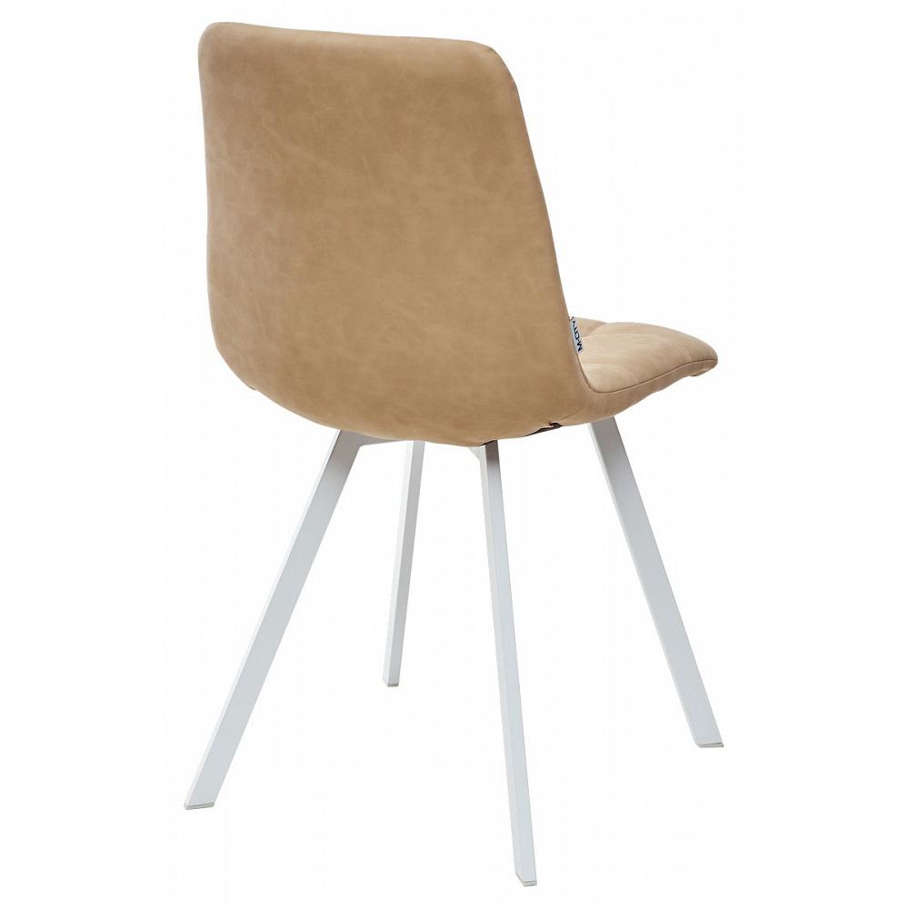 Мягкий бежевый стул для кухни (арт. М3421)