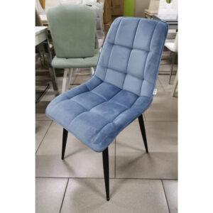 Светло-голубой стул М3516