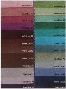 Ткань velvet lux 1