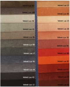 Ткань velvet lux 2