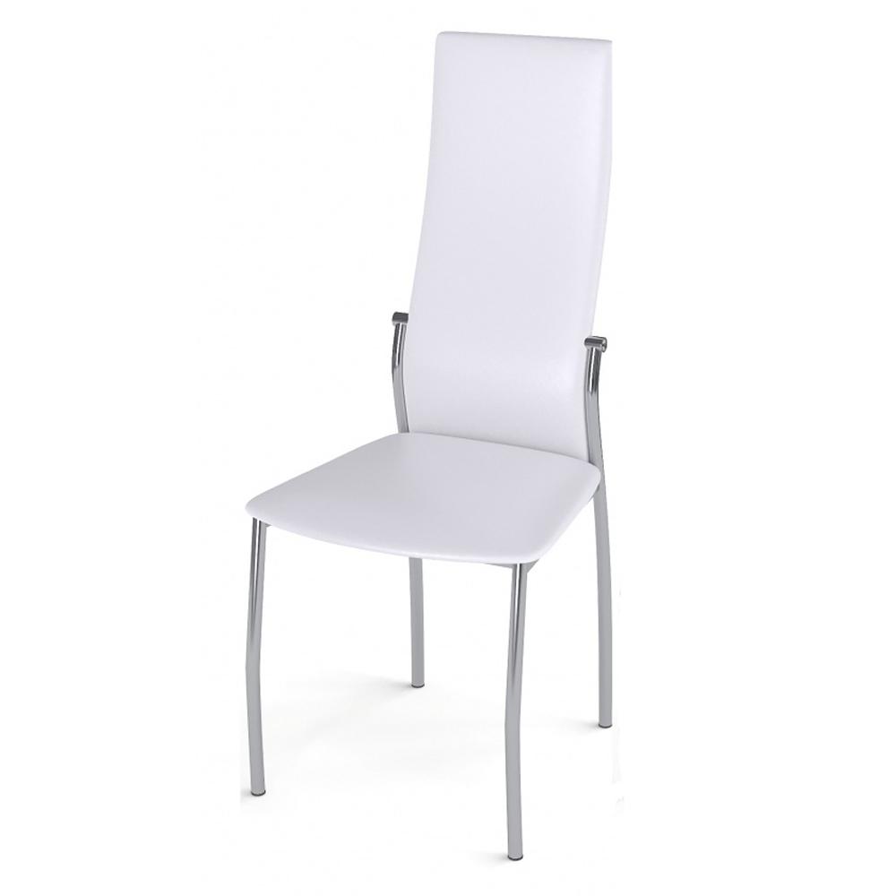Удобный стул для кухни, цвет белый (арт. М3553)