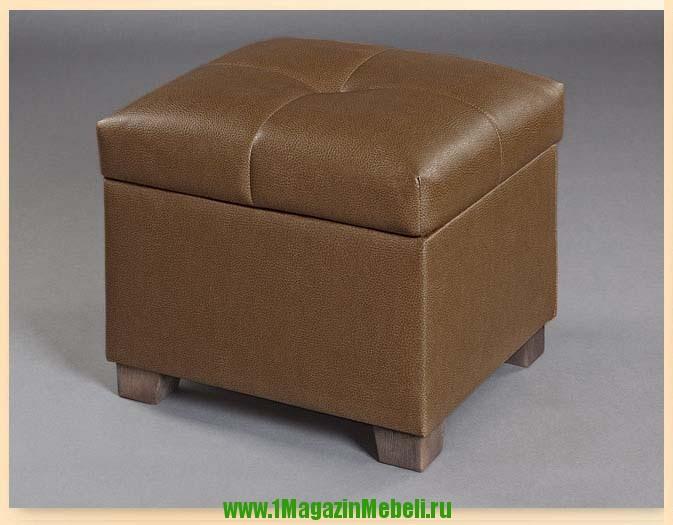 Банкетка с ящиком для хранения своими руками
