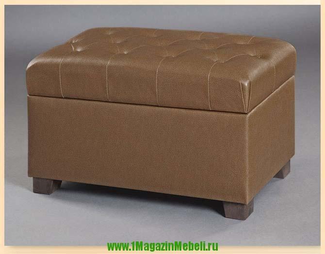 Банкетка с ящиком 400100 для дома или квартиры (арт. М2058)