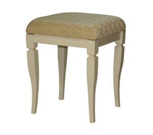 Банкетки на деревянных ножках слоновая кость м2082