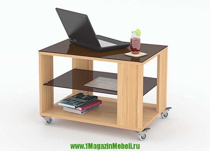 Прикроватный столик для ноутбука KENNER 5 (арт. М1055)