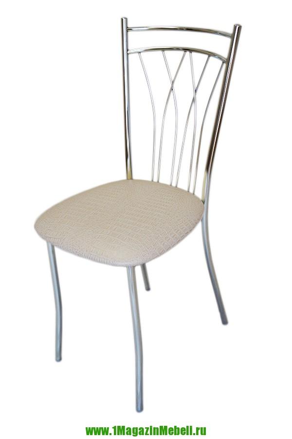 Кухонные стулья, металлические бежевый крокодил (арт. М3168)