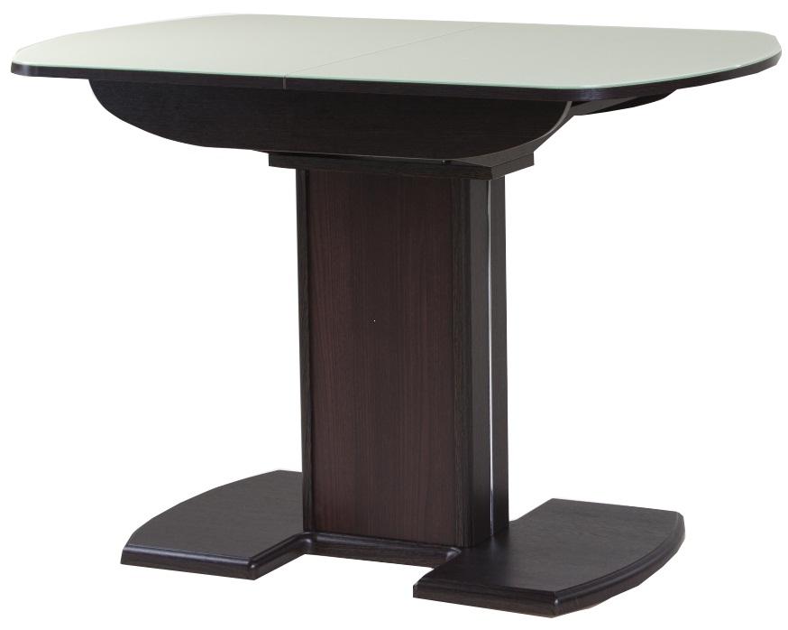 Стол кухонный Гала-20 стеклянный раздвижной (арт. М4320)