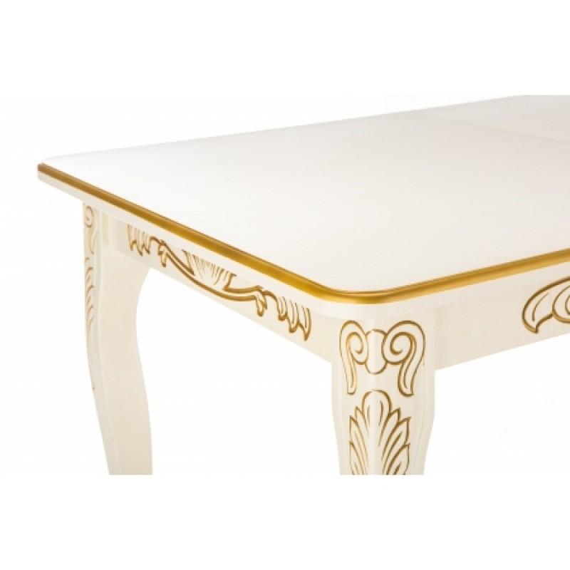 Стол Мауро патина золото (арт. М4405)