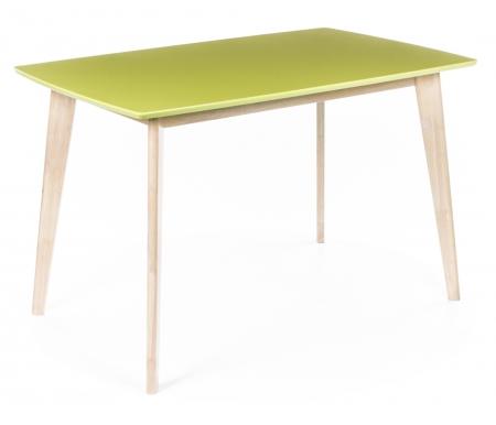 Обеденный стол цвет лайм
