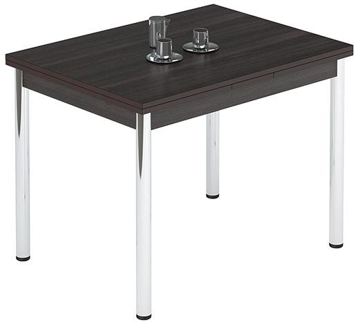 Недорогой но практичный стол, венге длина 100-180 см. (арт. М4322)