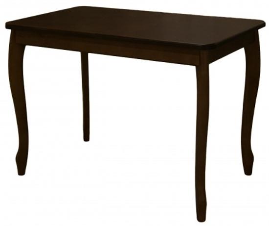 Стол венге, прямоугольный, раскладной, 108 см. (арт. М4103)