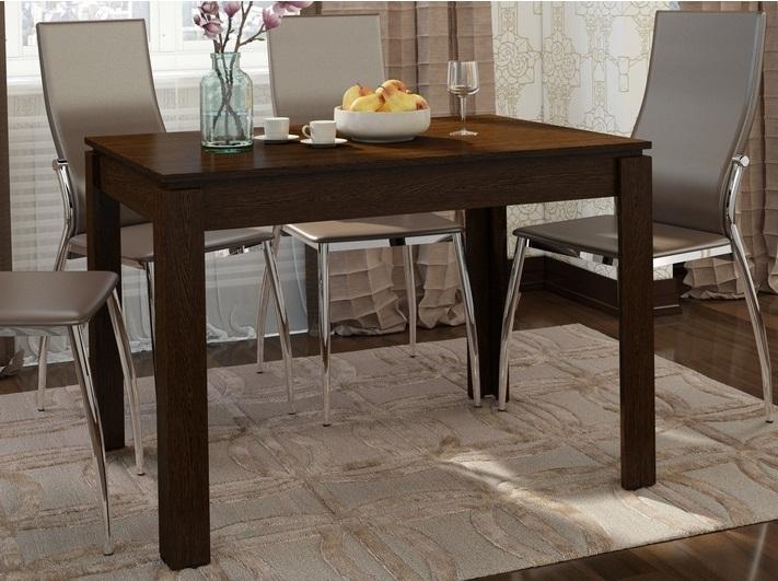 Стол для кухни не дорого, венге ,110-145 см. раздвижной (арт. М4366)