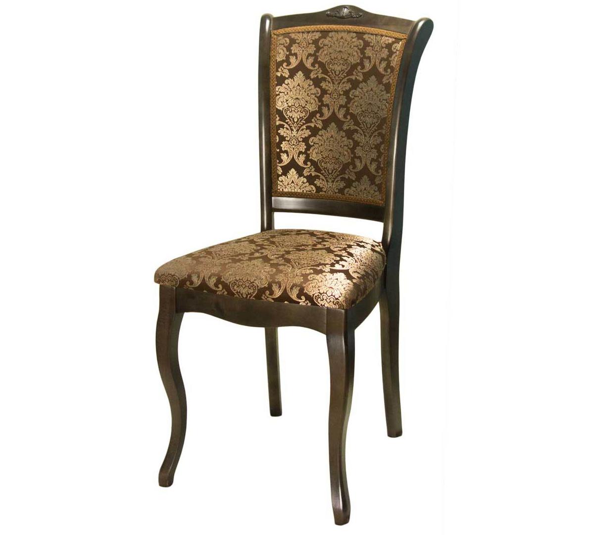 Красивый деревянный стул для кухни С-7 (арт. М3245)