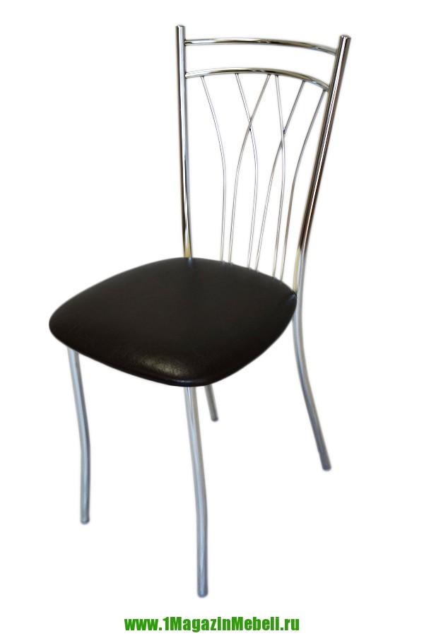 Кухонные стулья, металлические венге, премьер (арт. М3173)