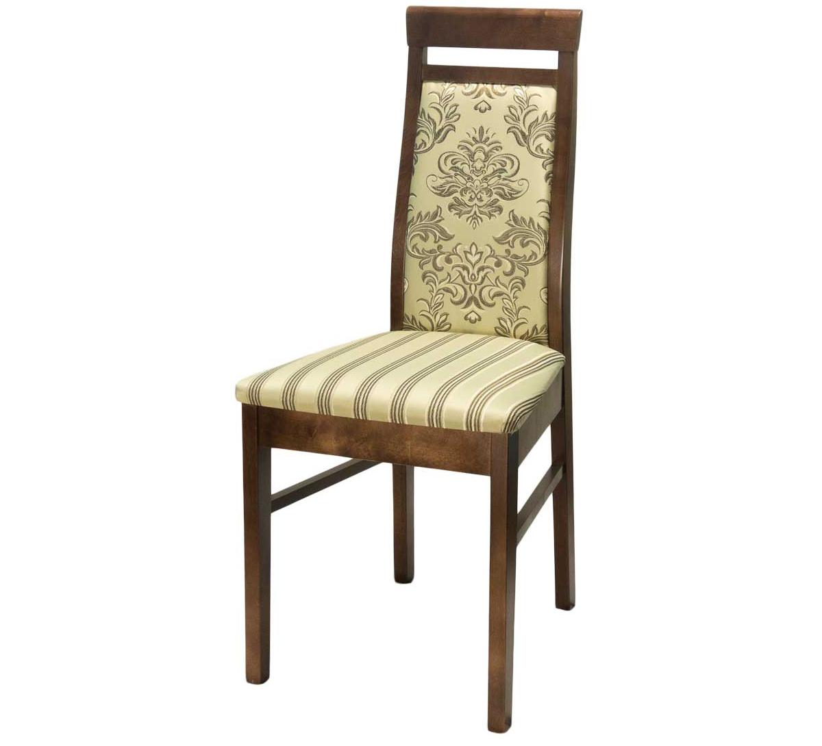 Деревянный стул С-5А с прямыми ножками (арт. М3206)