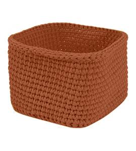 Корзины для хранения, купить вязаную корзину