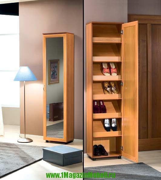 Тумба для обуви | обувной шкаф | обувница Бона-1 (арт. М304)